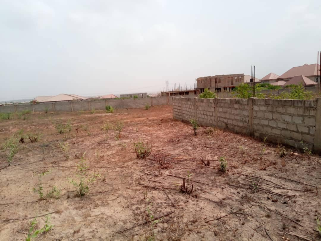 5 Plots Of Land At East Legon Hills Not Far From The Qedesh Is For Sale